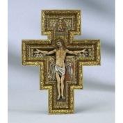 Renaissance Collection Joseph's Studio by Roman Exclusive San Damiano Cross, 27cm