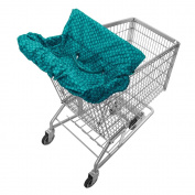 Infantino Fold Away Cart Cover, Teal