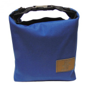 Lunch Tote By Fit Life Fit Food Reusable Insulated Fashion Bag with Zipper and Buckled Handle