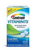 Centrum Vitamints, Cool Mint, 60 Count