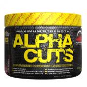 Alpha Cuts Tropical fruit punch Net Wt. 102g