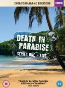 Death in Paradise: Series 1-5 [Region 2]