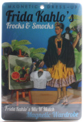 Frida Kahlo's Frocks & Smocks Magnetic Dress-Up Set
