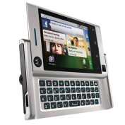 Verizon MOTA555MOCK Motorola MOTO A555 Devour Replica Dummy Phone/Toy Phone, Silver