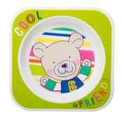 Rotho Babydesign Cool Friends Square Plate