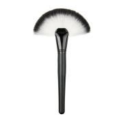1pc Cosmetic Makeup Fan-Shape Blush Face Powder Foundation Brush