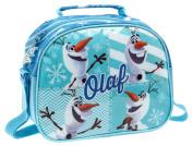 Frozen Olaf Adaptable Shoulder Bag-Beauty Case, 28 cm, 5.32 Litres, Multicolour