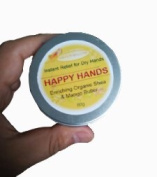 Sweet Willow Organic Shea Butter Dry Hand Therapy To Protect And Nourish Working Hands