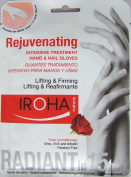 Iroha Nature Intensive Treatment Hand & Nail Gloves - Rejuvenating Rose