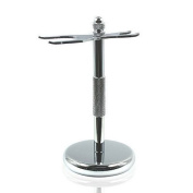 RAZOR AND SHAVING BRUSH STAND.