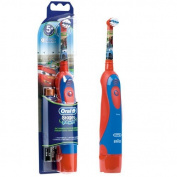 Braun Oral-B Stages Power Kids CLS battery operated toothbrush children Disney's Cars + Timer DB4.510.K