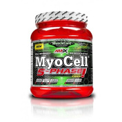 MYOCELL 5 PHASE 500G FLAVOUR FRUIT PUNCH