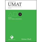 UMAT Series 1 Book 3 Non-verbal Reasoning