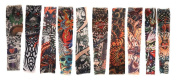 Body Art Arm Stockings Accessories Fake Temporary Tattoo Sleeves