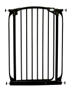 Dreambaby Extra Tall Swing Closed Security Gate, Black