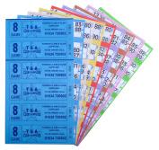 Bingo Tickets 750 8 Page 6 To View Bingo Books