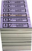 Bingo Tickets 1500 4 Page 6 To View Bingo Books