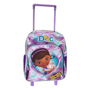 Sambro Doc McStuffins Backpack Trolley