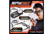Spy Net Voice Changer and Rear View Glasses