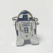 R2D2 From Star Wars Cufflinks Present Gift Jedi Droids Cufflinks