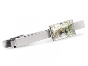 Bayeux Tapestry Tie Bar Clip