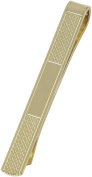 Gold Gold Plated Tie Bar by Orton West