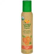 Citrus Magic Air Freshener - Odour Eliminating - Spray - Fresh Orange - 100ml-100% Organic - Yeast Free -