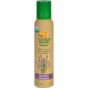 Citrus Magic Air Freshener - Odour Eliminating - Spray - Lavender Eucalyptus - 100ml-100% Organic - Yeast Free -