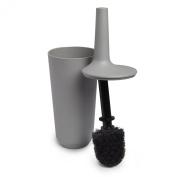 Umbra Fiboo Toilet Brush,Grey, Grey