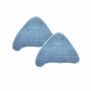 G2S Detergent Steam Mop Replacement Pads - 2 Pack