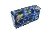 Atlantic Safety Products (BLGBL-M) Black Lightning Black Nitrile Gloves, Medium
