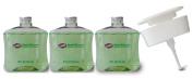 Clorox® Pump 'N Clean Kitchen & Dish Cleaner Value Pack, Three 350ml Bottles with One Premium Pump
