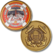 USCG Station Grand Haven Challenge Coin by Northwest Territorial Mint