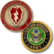 Joint Base Elmendorf-Richardson, Alaska Challenge Coin by Northwest Territorial Mint