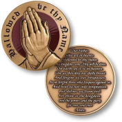 The Lord's Prayer Coin by Northwest Territorial Mint
