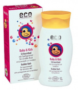 Eco Cosmetics Pomegranate & Sea Buckthorn baby foam bath 200ml