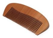 Beard Comb - Eliminates Tangle, Frizz, and Static, handmade