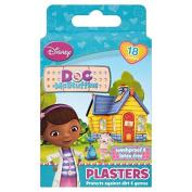Doc McStuffins Plasters x 18