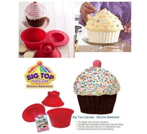 Giant Cupcake Silicone Kitchen Buy Online From Fishpond