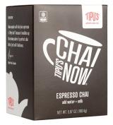 Tipu's Chai Now Espresso Chai