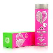 LOVE SONG TEA® Black tea almond milk & rose