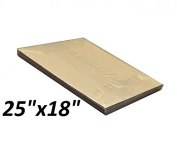 Rectangle Coated Cakeboard 60cm x 46cm , 6 ct