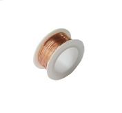 Modern Findings Copper Round Wire 26Ga 23m Spool