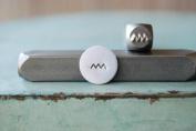 Brand New Supply Guy 5mm Indian Mountain Range Metal Punch Design Stamp