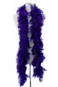 Burlesque Chandelle Costume Deluxe Feather Boa : Soft Full Vegas Style 1.8m 40 gramme