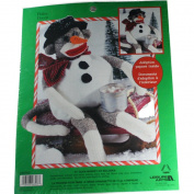 Leisure Arts 46303 50cm Sock Monkey Kit Flakey