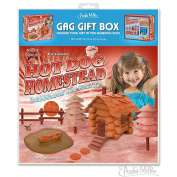 Hot Dog Homestead Joke Novelty GIFT BOX