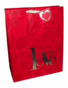 Happy Valentine's Day Large Gift Bag Assortemnt-Includes 1; styles vary