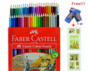 Faber-castell Classic Colour Pencils Set of 48
