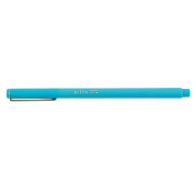 JAM Paper® Pens - Neon Le Pen - Neon Blue - Sold Individually